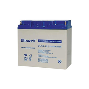 ULTRACELL akumulator 18Ah/12V  4400