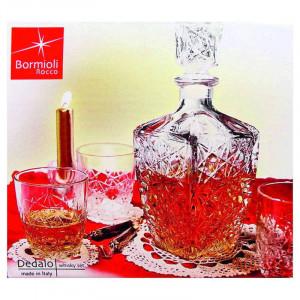 BORMIOLI set za viski Dedalo 7/1 226040