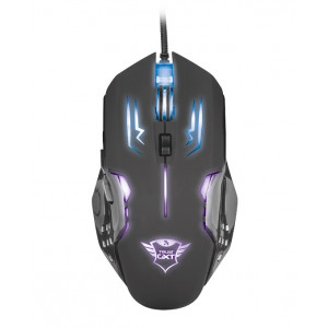 TRUST miš Gaming GXT 108 Rava Illuminated crni