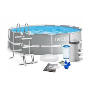 Intex bazen metalna konstrukcija Prism Frame, 366 × 99 cm 26716NP
