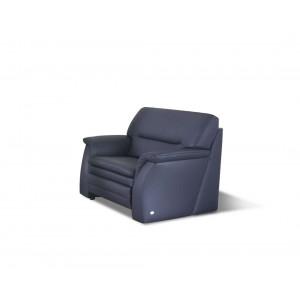 MATIS ležaj (fotelja ) 2202 sa prostorm za odlaganje - KOŽA HIM2202 18X
