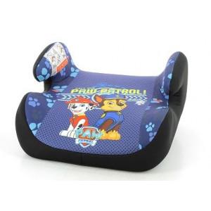 NANIA auto sedište Topo Comfort 2/3 (15-36kg) Paw Patrol blue 5350054