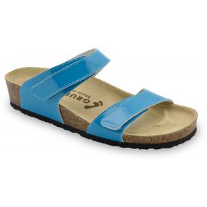 GRUBIN ženske papuče 2343670 HIGIJA Plave