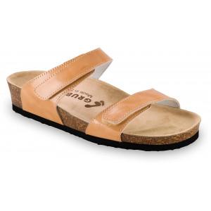GRUBIN ženske papuče 2343670 HIGIJA Narandžaste