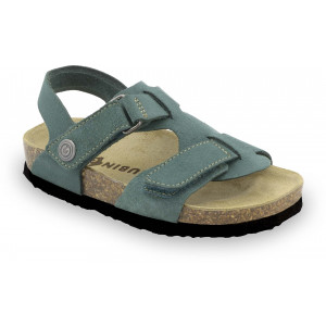 vGRUBIN dečije sandale 2382310 ROTONDA Zelene