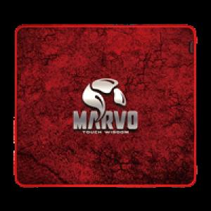 Podloga za miš Marvo G39 vodootporna crvena (450x400x3mm) 004-0107