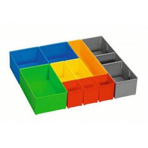 BOSCH 10-delni set uložnih kutija za i-BOXX 72 (1600A001S6)