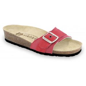 GRUBIN ženske papuče 2473630 TIFANI Crvena