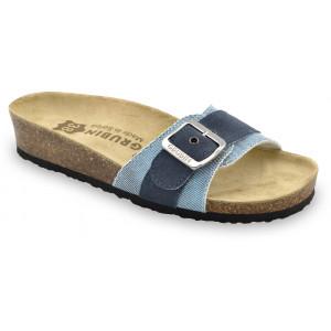GRUBIN ženske papuče 2473630 TIFANI Plava