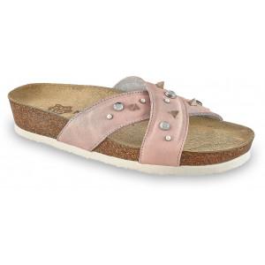 GRUBIN ženske papuče 2483690 DAKOTA Roza