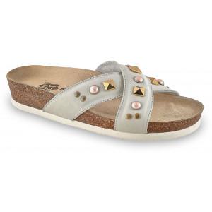 GRUBIN ženske papuče 2493690 CHLOE Bela