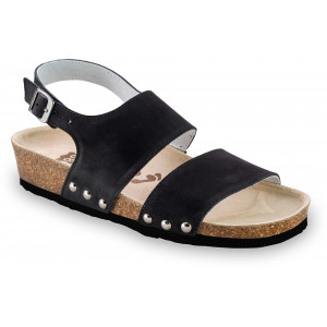 GRUBIN ženske sandale 2623610 CHARLOTTE Crna