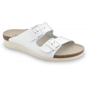 GRUBIN ženske papuče 2633650 TULSA Bela