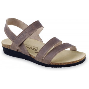 GRUBIN ženske sandale 2693610 MANUELA Braon
