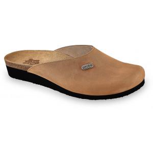 GRUBIN ženske papuče 2713610 PENELOPE Svetlo Braon