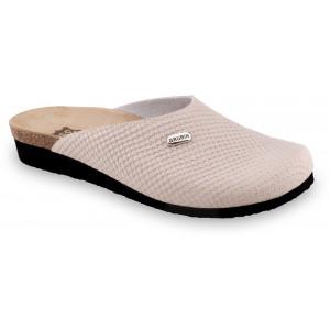 GRUBIN ženske papuče 2713610 PENELOPE Drap ZM