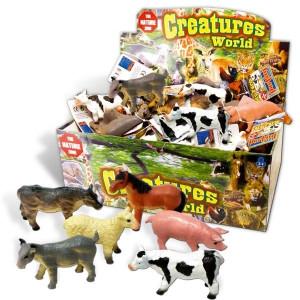 PERTINI domaće životinje u displeju 4879