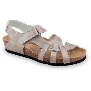 GRUBIN ženske sandale 2733680 BELEM Siva