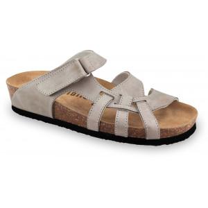 GRUBIN ženske papuče 2743680 NAFAR Siva