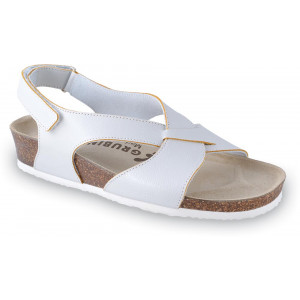 GRUBIN ženske sandale 2753680 ASTANA Bela