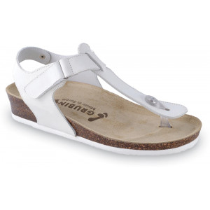 GRUBIN ženske sandale 2783680 DHAKA Bela