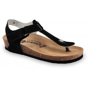 GRUBIN ženske sandale 2783680 DHAKA Crna