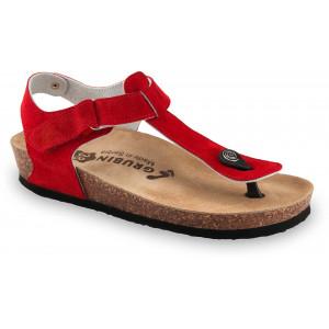 GRUBIN ženske sandale 2783680 DHAKA Crvena