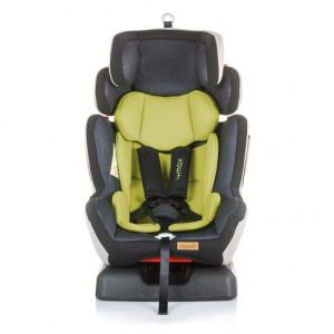 CHIPOLINO Auto sedište gupa 0+1 2 3 4 4 Max lime 710085