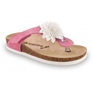 GRUBIN ženske papuče 2803010 GARDENIA Roze