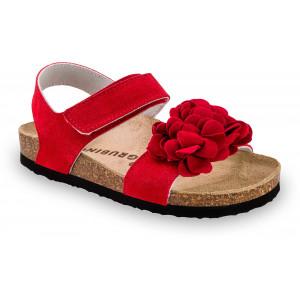 GRUBIN dečije sandale 2853010 FREESIACrvene