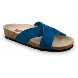 GRUBIN ženske papuče 2943610 QUITO Plava