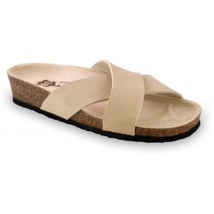 GRUBIN ženske papuče 2943610 QUITO Drap