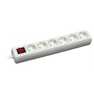 COMMEL produžni kabl 6 utičnica C0838