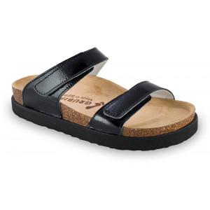 GRUBIN ženske papuče 2953610 JANE Crna