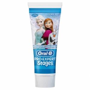 ORAL B pasta za zube stages Frozen 75 ML (DEČIJA)