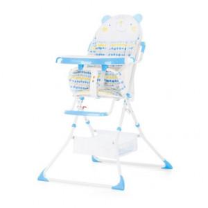 CHIPOLINO Stolica za hranjenje MAGGY blue bear 710063