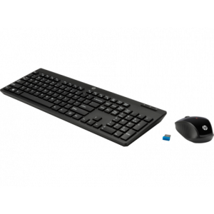 HP Wireless Keyboard and Mouse Black/EN (Z3Q63AA)
