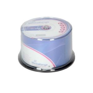 MEDIA RANGE CD-R 50/1 700MB