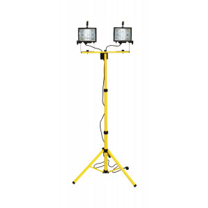 COMMEL halogeni reflektor stativ CRNI C46795-1