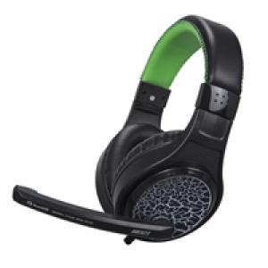 Slušalice Marvo H8323 gejmerske sa višesmernim mikrofonom (omni directional) crno/zelene 006-0334