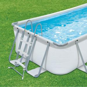 bazen sa metalnim ramom Elite 549x274x132cm Summer Waves + Skimer filter pumpa SFX1500 + RX600 P4180952B