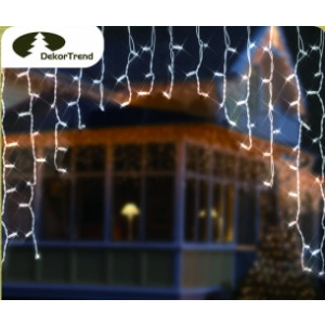 DEKORTREND Led svetleća zavesa - hladno bela KDB 001