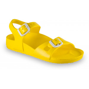 GRUBIN dečije sandale 3102400 RIO LIGHT Žute