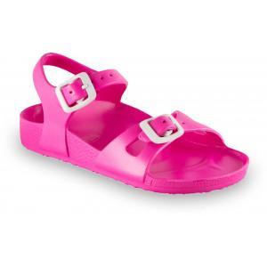 GRUBIN dečije sandale 3102400 RIO LIGHT Roze