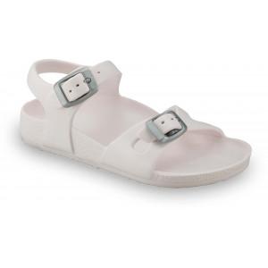 GRUBIN dečije sandale 3102400 RIO LIGHT Bele