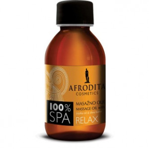 AFRODITA ulje za masažu SPA RELAX 150ml