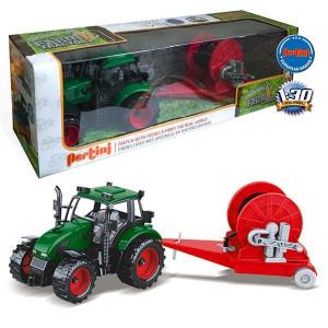 PERTINI traktor sa crevom za navodnjavanje 15581
