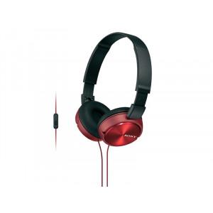 SONY MDR-ZX310APR (crvene + mic)