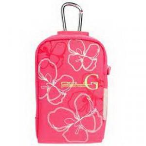 GOLLA torbica za fotoaparat POPCORN PINK G989