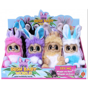 BUSH BABY Svet Shimmies pliš asst display